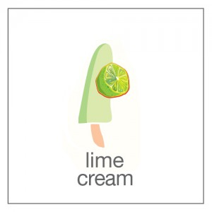 limes and cream